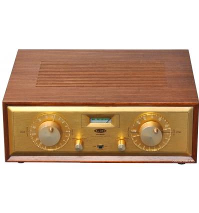 HH Scott 330D AM/FM Tuner ( Tube )