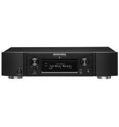 Marantz NA6006 Network Audio Player,DAC, HDAM, Digital Filtering, WiFi, Airplay 2, Bluetooth & HEOS, Amazon Alexa