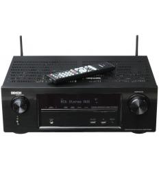 Denon AVR-X1100W 7.2 Kanal Full 4K Ultra HD  Bluetooth WiFi