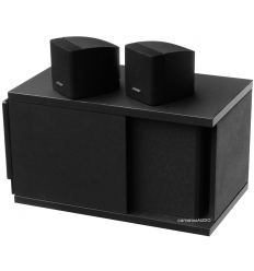 Bose Acoustimass 3 ( alphason ss20 speaker stands BOX )
