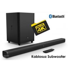 JBL 3.1 4K Ultra HD Soundbar & Wireless Subwoofer