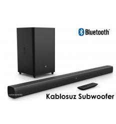 JBL Soundbar 2.1 Deep Bass & Wireless subwoofer