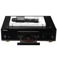 Pioneer BDP-LX88 Flagship Blu-ray 3D / 4K - DSD Player
