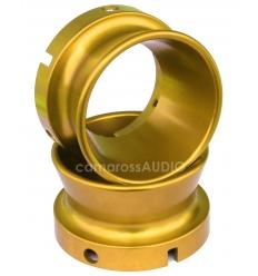 Reel to Reel NAB HUB Adapters (Gold)