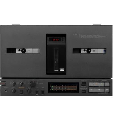 Akai GX-77 bl ( black )