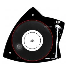 Thorens TD 309 Turntable ( Parlak Siyah )
