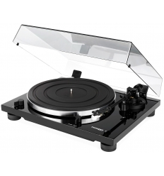 Thorens TD 201  ( Parlak siyah ) TP-71 - AT-3600 ( High Gloss Black )