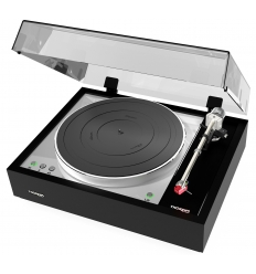 Thorens TD 1601 Black ( Manual Turntable ) TP-92