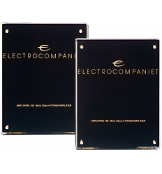Electrocompaniet AW180 Mono block Power Amplifier