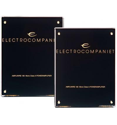 Electrocompaniet AW180 Mono block Power Amplifier