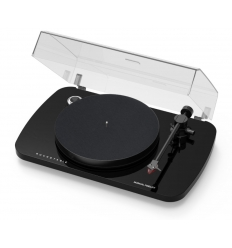 Musical Fidelity The Roundtable Turntable (Black) Ortofon 2M Red