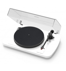 Musical Fidelity The Roundtable Turntable ( White ) Ortofon 2M Red