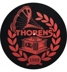 Thorens Platter Mat ( Mat Siyah Thorens logolu )