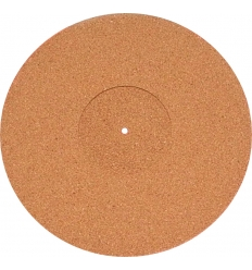Thorens Platter Mat - Cork & Rubber ( DM 208 )