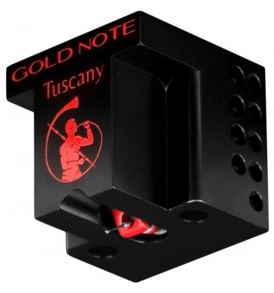 GOLD NOTE Tuscany Red MC Phono Cartridge