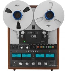 Akai GX-400D SS Reel To Reel Tape Recorder