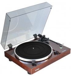 Thorens TD 202  ( High Gloss Walnut ) TP-71 - AT-95E