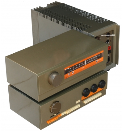 QUAD 303 Power 33 Preamplifier 3 FM stereo Tuner