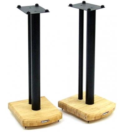 ATACAMA AUDIO MOSECO 6 Speaker Stand ( Natural Bamboo )