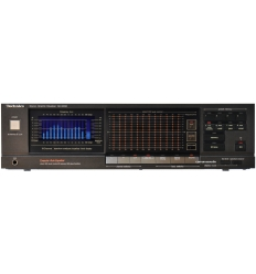 Technics SH-8066 Graphic Equaliser / Spectrum Analyser