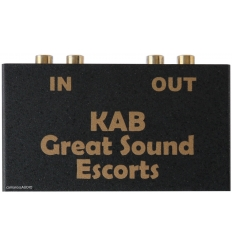 KAB Great Sound Escorts: CD Re-imager