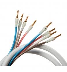 SUPRA CABLES Quadrax 4x2.0 Bi-Amp