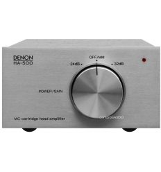 Denon HA-500 MC Head Amplifier