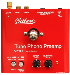 Bellari VP130 Tube Phono Preamp