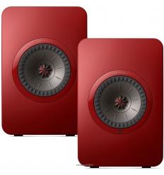 KEF LS50 Wireless 2 ( Crimson Red )