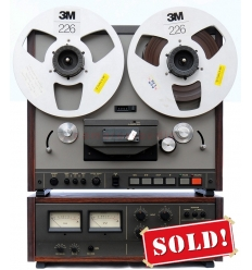 Teac-Tascam 35-2 Reel to Reel