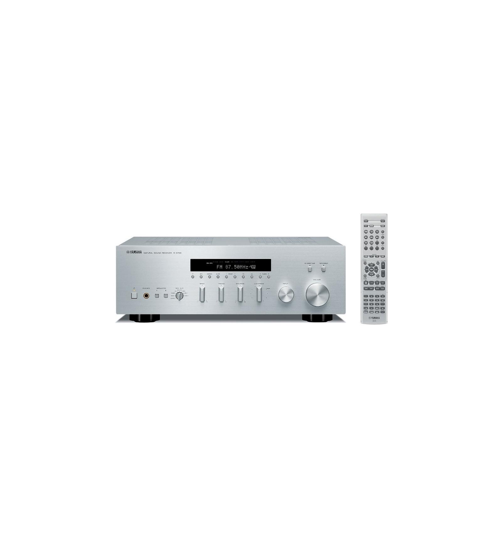 yamaha r s700 natural sound stereo receiver camaross