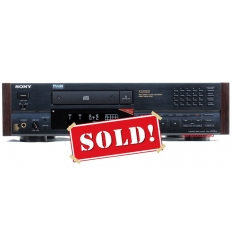 SONY CDP-X333ESD Cd Player