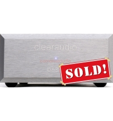 Clearaudio Basic Plus MMMC Phono Preamp
