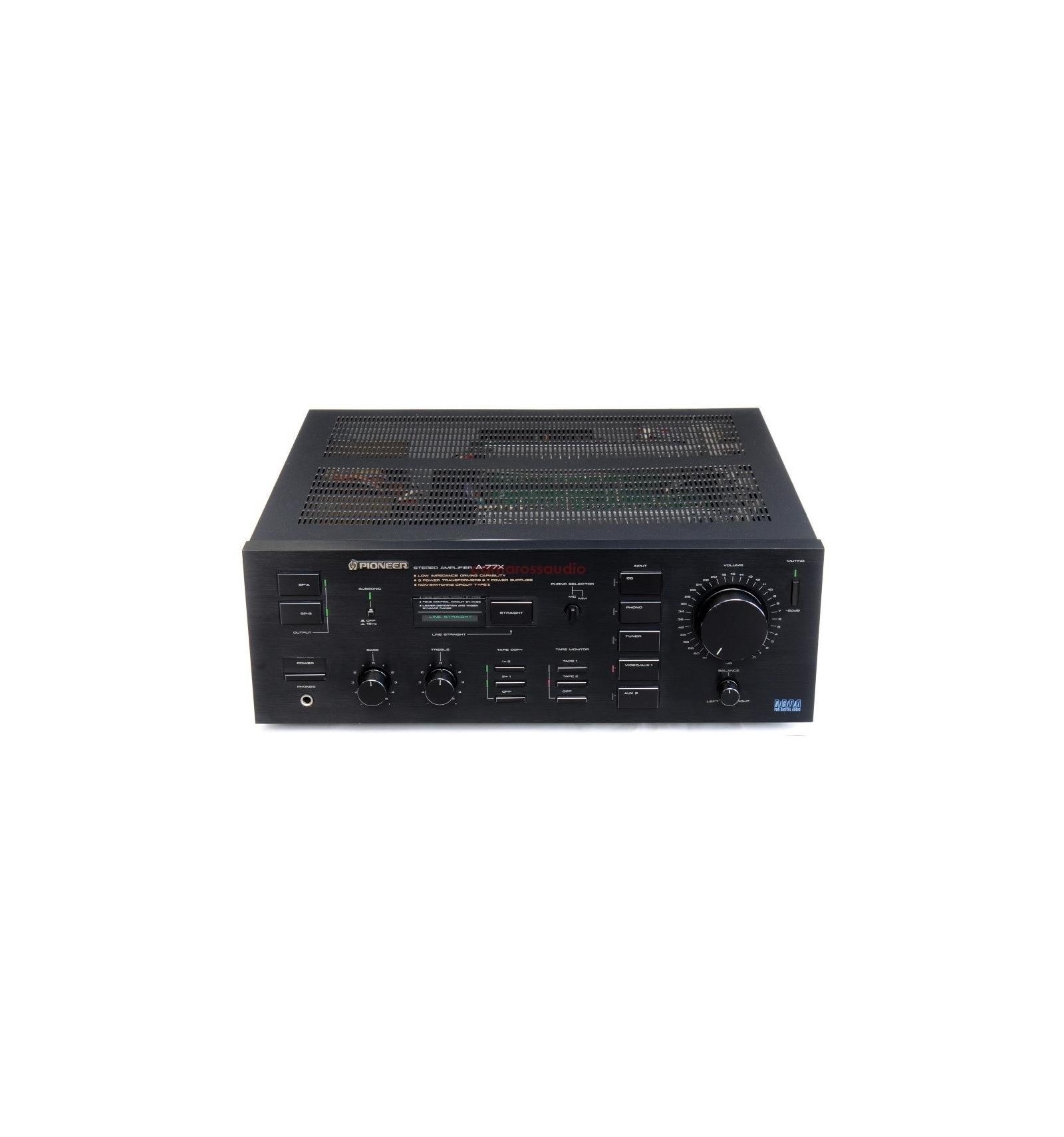 Pioneer A 77x Camaross Audio Hifi High Detail