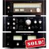 Sansui CA-2000 Pre BA-2000 Power Amplifier TU-9900 Tuner