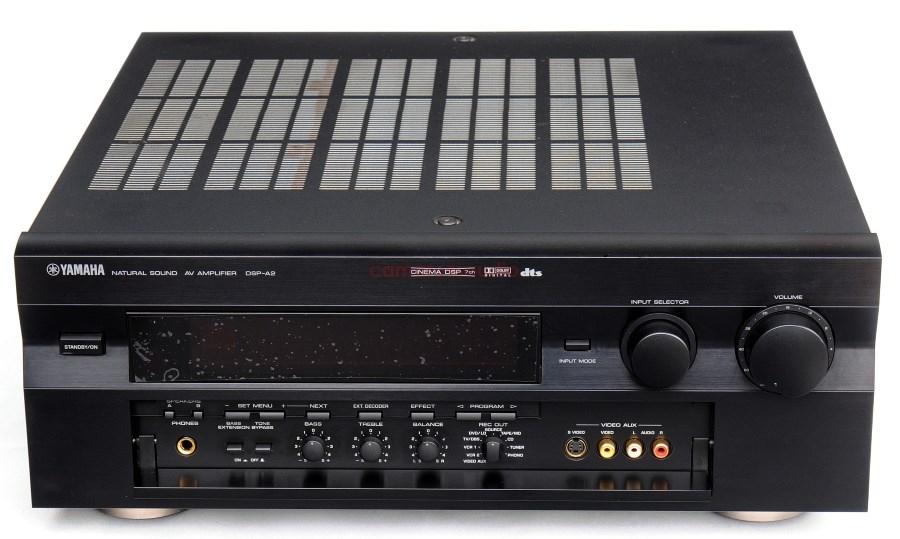 YAMAHA DSP-A2 Amplifier - camaross Audio Hifi | High Detail
