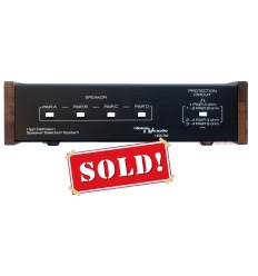 Miles Audio HDS-5W Speaker Selector