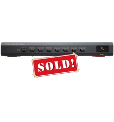 AR 1108 8 way multi room speaker selector