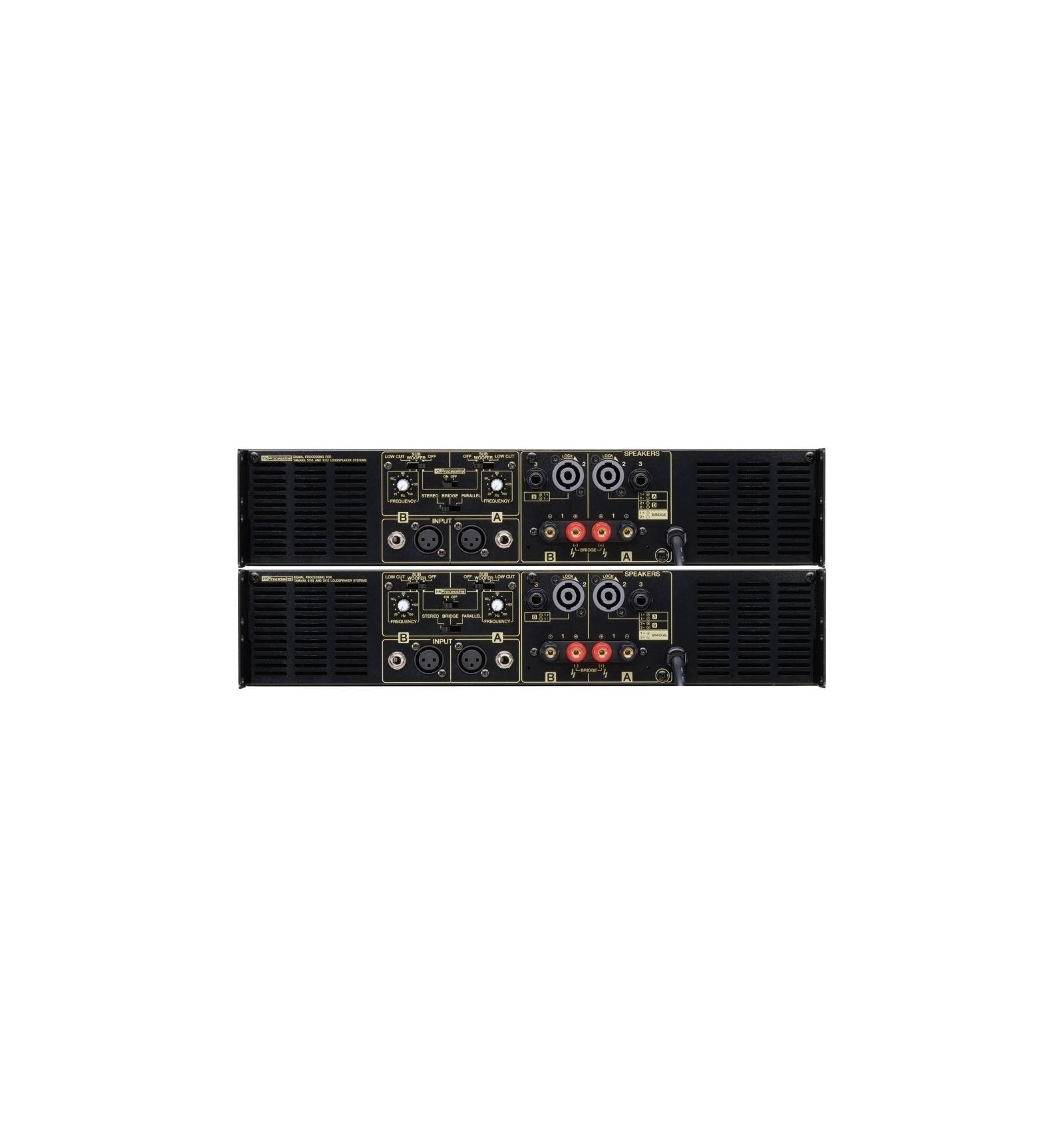 Power Amplifier Yamaha P2500s : yamaha p2500s power amplifier 2 adet camaross audio hifi high detail ~ Hamham.info Haus und Dekorationen