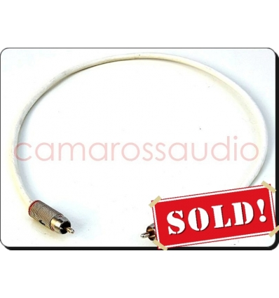 Audio Note Coaxial Cable 60 cm