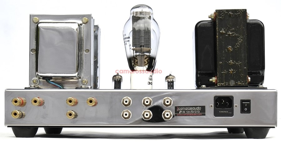 Audio Note 300b Tube Integrated Amplifier - camaross Audio