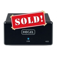 HEGEL HD-2 USB DAC