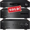 YAMAHA AS-2000 Amplifier, CD-S2000 SACD Player, S-1000 Tuner