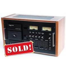 Nakamichi 1000 Tri-Tracer Cassette Deck