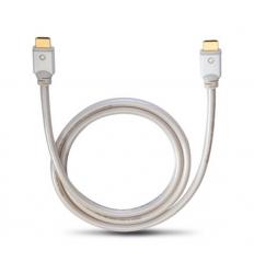 Oehlbach WHITE MAGIC HDMI Cable (0,75mt)
