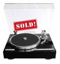 Kenwood Trio KD-990 Turntable