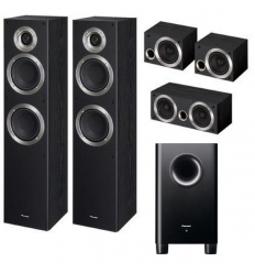 Pioneer S-ES21 Front-Center-Rear-S21W Subwoofer