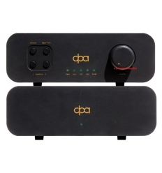 DPA 200S Power & DSP 200S Preamp.