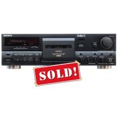 Sony TC-K808ES Cassette Deck