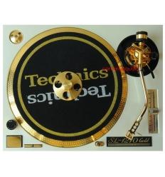 Technics SL-1210 MK2 Gold Custom
